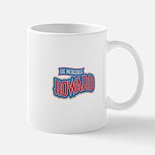 The Incredible Howard Mug