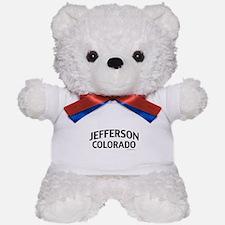 Jefferson Colorado Teddy Bear