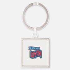 The Incredible Irvin Keychains