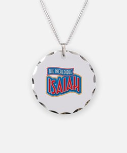 The Incredible Isaiah Necklace