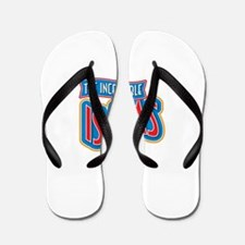 The Incredible Isaias Flip Flops