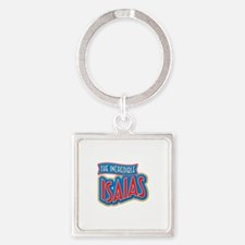 The Incredible Isaias Keychains