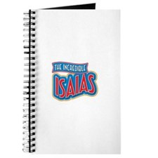 The Incredible Isaias Journal