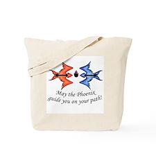 Warding off Evil (Phoenix) Tote Bag