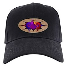 Kokopelli (Fire & Ice) Baseball Cap