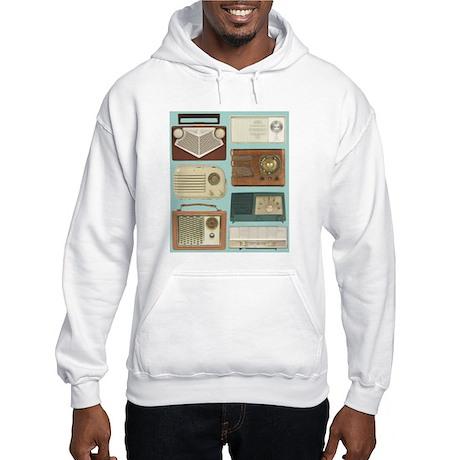 Classic Radios Hooded Sweatshirt