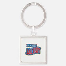 The Incredible Jacoby Keychains