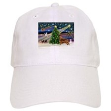 XmasMagic/Irish Setter Baseball Cap