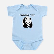 Custom Panda Bear Body Suit