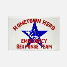 Hometown Hero ERT Rectangle Magnet