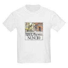 Travesía del Nuncio, Madrid - Spain Kids T-Shirt