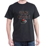 Curling University Dark T-Shirt