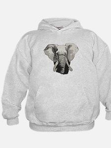African elephant Hoodie