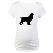 Cocker Spaniel Black Shirt