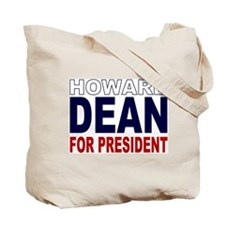 Howard Dean Tote Bag