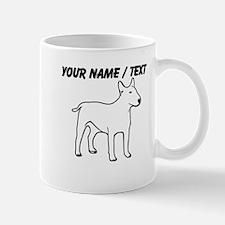 Custom English Bull Terrier Mug
