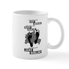 Ick steh uff janz Berlin! Mug