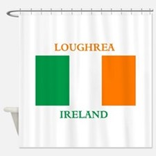 Loughrea Ireland Shower Curtain