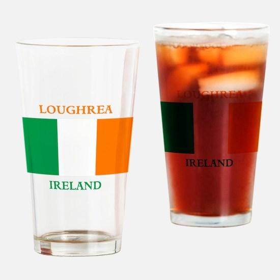 Loughrea Ireland Drinking Glass