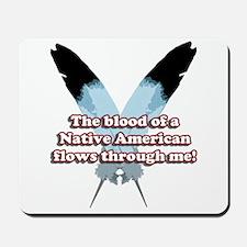 Native Blood Mousepad