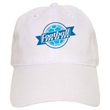 Football Mum (blue) Baseball Baseball Cap