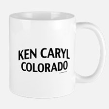 Ken Caryl Colorado Mug