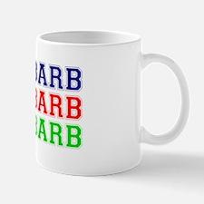 RHUBARB - RHUBARB - RHUBARB Small Mug