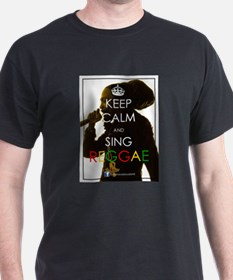 Unique Keep calm and sing T-Shirt