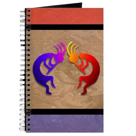 Kokopelli (Fire & Ice) Journal