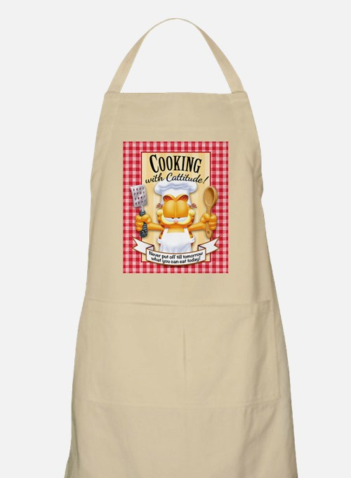 Cooking with Cattitude Apron