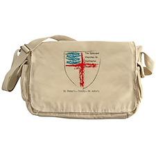 Episcopal Churches in Huntington Messenger Bag