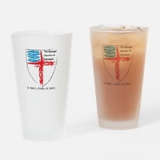 Episcopal Churches in Huntington Drinking Glass