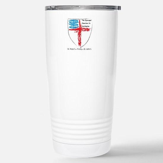 Episcopal Churches in Huntington Travel Mug