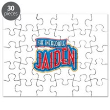 The Incredible Jaiden Puzzle