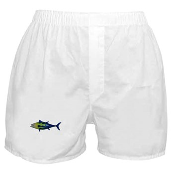 Flamed Tuna Boxer shorts