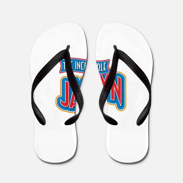 The Incredible Jaidyn Flip Flops