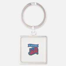 The Incredible Jair Keychains