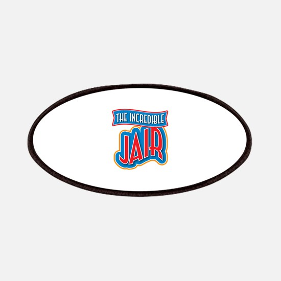 The Incredible Jair Patches