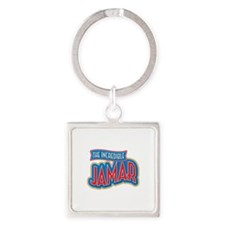 The Incredible Jamar Keychains