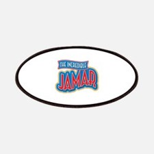 The Incredible Jamar Patches