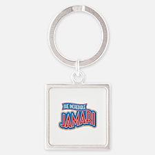 The Incredible Jamari Keychains