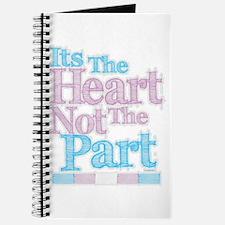 Heart Not The Part Transgender Journal