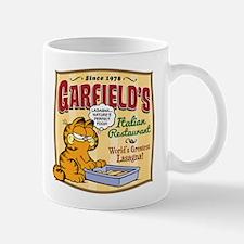 Garfield's Italian Restaurant Mug