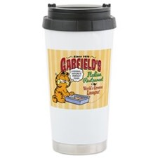 Garfield's Italian Restaurant Travel Mug