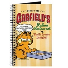 Garfield's Italian Restaurant Journal