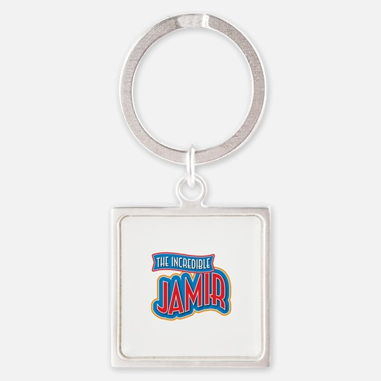 The Incredible Jamir Keychains