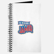 The Incredible Jamir Journal