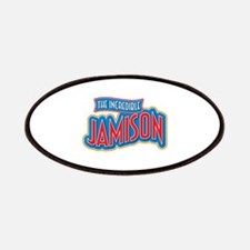 The Incredible Jamison Patches
