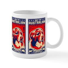 Obey the AUSTRALIAN Shepherd! Coffee Mug