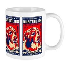 Obey the AUSTRALIAN Shepherd! Coffee Mug